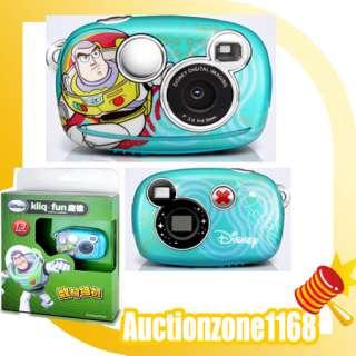 Mini Disney Toy Story Digital Camera w LCD for Kids