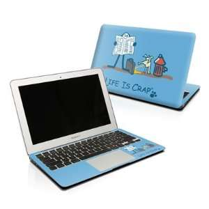 Dog Pee Design Protector Skin Decal Sticker for Apple MacBook Pro 17