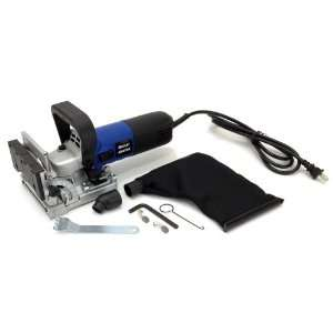 ELECTRIC BISCUIT JOINER KIT 4 inch BLADE, DUST BAG, CASE