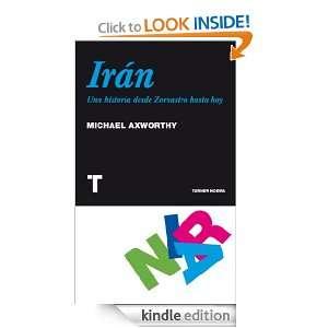 Irán. Una historia desde Zoroastro hasta hoy (Noema (turner