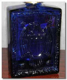 Vintage Liquor Decanter Bottle: American Legion 50th