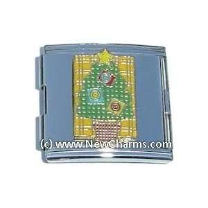 Mega Christmas Tree Italian Charm Bracelet Jewelry Link Jewelry