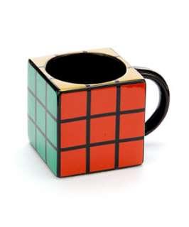 null (Multi Col) Rubics Cube Mug  249596999  New Look