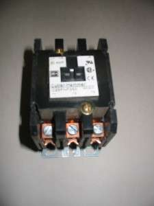Cutler Hammer C25FNF350 Contactor, 50 Amp, 3 Pole
