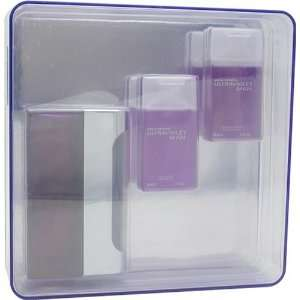 Ultraviolet By Paco Rabanne For Men. Set edt Spray 3.4