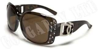 womens ladies designer diamante sunglasses various colours 564 new