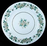 NORITAKE FINE CHINA LAURETTE DINNER PLATE 5047 (1957)