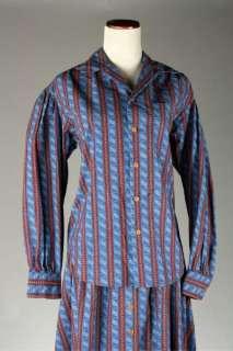 Vintage 80s AMAZING Ralph Lauren Country Western Prairie 2 Pc Skirt