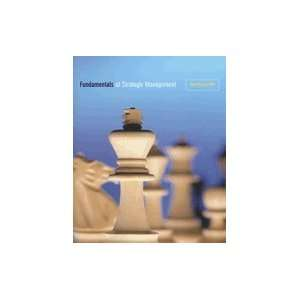 Fundamentals of Strategic Management Books