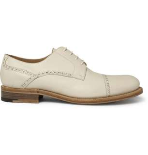Shoes > Derbies > Derbies > Pebble Grain Leather Derby Shoes