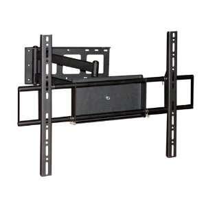 Wall Mount Bracket for LCD Plasma (Max 110Lbs, 3 Electronics