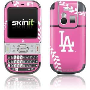 Los Angeles Dodgers Pink Game Ball skin for Palm Centro