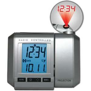 WT 5350 Atomic Precision Projection Alarm Clock: Electronics