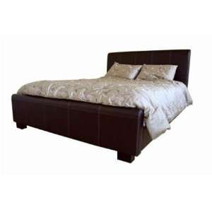 Queen Leather Bed Frame B 16