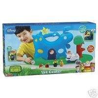 DISNEY HIGGLYTOWN HEROES VET CENTER PLAYSET   NIB