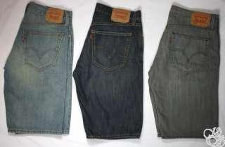 LEVIS JEANS 514 Slim Straight Fit Mens Shorts Pants NEW
