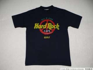 Hard Rock Cafe T Shirt Gr. S Beirut