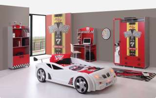 kinderbett safaribett autobett spielbett bett neu y5145. Black Bedroom Furniture Sets. Home Design Ideas