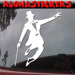 TAP DANCER Vinyl Decal Car Truck Suv Dance Sticker M110