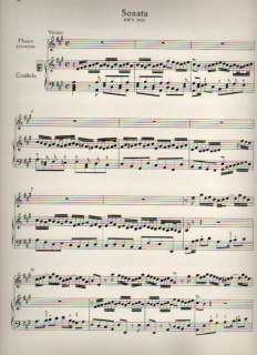 und continuo bwv 1039 herausgegeben von hans peter schmitz partitur