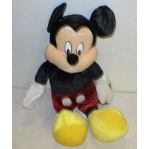 Disney Mickey Mouse 12 Plush Doll Toys & Games