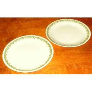 Vintag Corelle Crazy Daisy Dinner Plate 10 1/4D