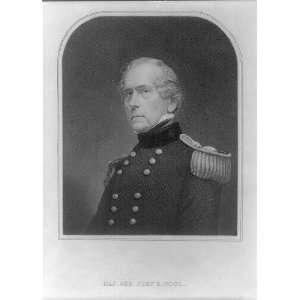 John Ellis Wool,1784 1869,US Army Officer,Civil War: Home