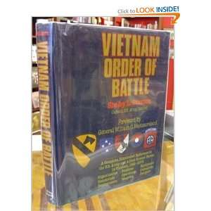 Vietnam Order of Battle (9780811500036) Shelby L Stanton