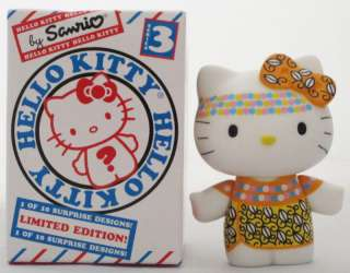 Sanrio Hello Kitty Blindbox Figures Series 3 (KENYA)