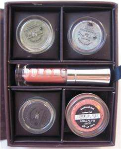 Bare Escentuals Minerals Face Fashion THE LOOK OF NOW