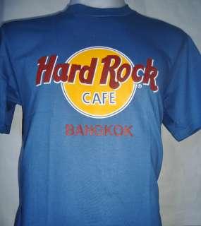 HARD ROCK CAFE BANGKOK THAILAND T SHIRT Sz M,L,X L