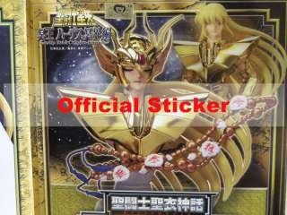 Bandai Saint Seiya Cloth Myth Virgo Shaka Appendix Lot of 2 JPN