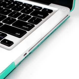 Thru Macbook Pro 13 Hard Case+Clear Keyboard Cover 091037087195