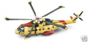AGUSTA EH 101 CANADA RESCUE 1:72 NEW RAY HELICOPTER