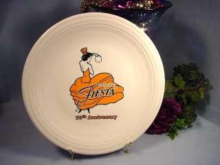 Fiesta® 70th ANNIVERSARY Chop Plate Liquidation SALE