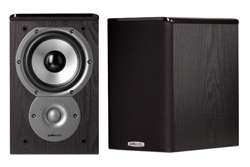 PAIR] TSi100 Black Bookshelf Rear Speakers Polk Audio