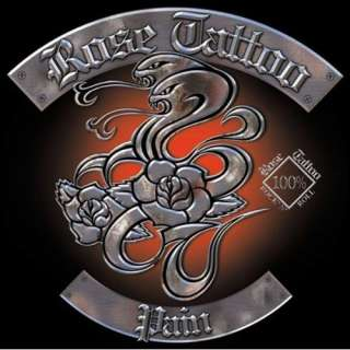 House of Pain Rose Tattoo