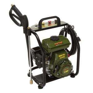 Sportsman 1800 psi 1.6 GPM Axial Pump Portable Pressure Washer GPW1800