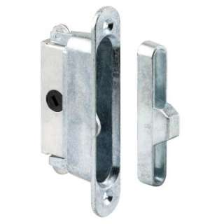 Prime Line Sliding Door Lock and Keeper, Deep Reach, For Wood or