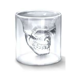 Doomed Skull Shot Glass   Totenkopf Schnapsglas  Spielzeug