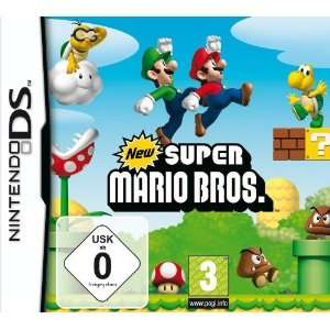 New Super Mario Bros.  Games
