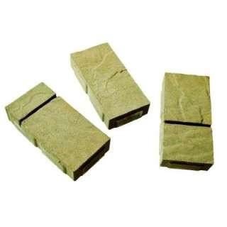 Oldcastle 5 1/2 in. x 2 1/4 in. Desert Blend Domino Paver 10500212 at