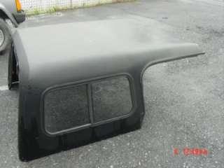 Jeep CJ Hard top 76 86 Black full hardtop 7 CJ7 sliding windows