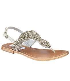 Steve Madden Shiekk Beaded Sandals $69.99