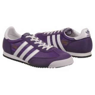 Athletics adidas Kids Dragon Pre Pwr Purple/Wht/Blk 1 Shoes