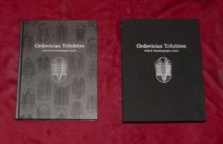 Book Trilobites of the St. Petersburg region, Russia