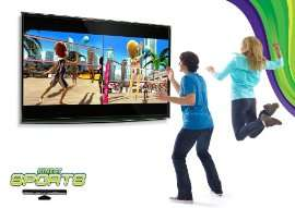 Kinect Sports   das erste bewegungsgesteuerte Sportspiel für Xbox 360
