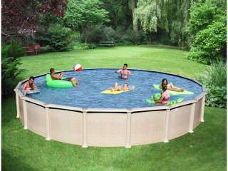 SWIMMING POOL PACKAGE 24 x 52 ABOVE GROUND ROUND