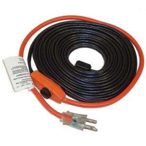 King 30 ft. Automatic Electric Heat Cable Kit HC30