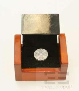 Dana Rebecca White 14K Gold Round Art Deco Diamond & White Agate Ring